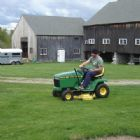 Certificate in the Safe Use of Mowers (Including Pedestrain, ride-on and Tractor Mounted)